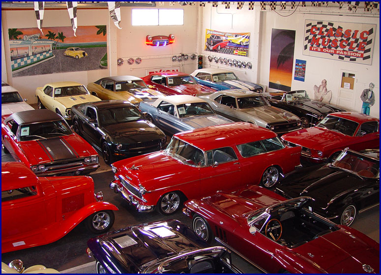 Classic Cars For Sale At Summers Car Company In Eugene OR - Classic car company